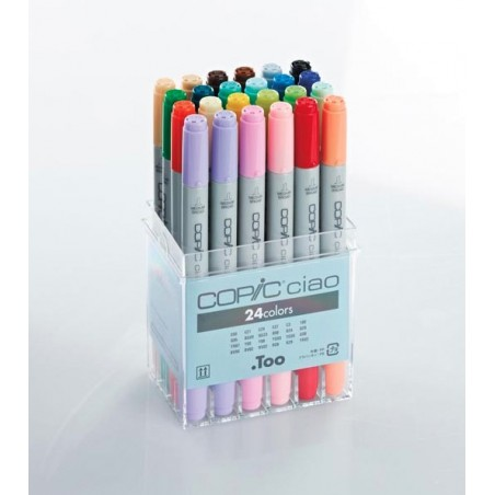 Set 24 Copic Ciao