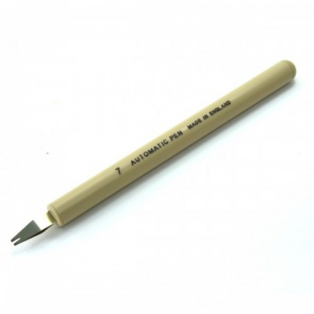 Pluma Automatic Pen Scroll nº7 - 3,18 mm