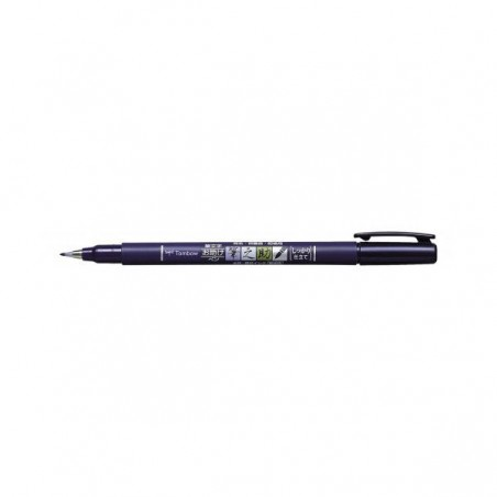 Tombow Fudenosuke Brush Hard