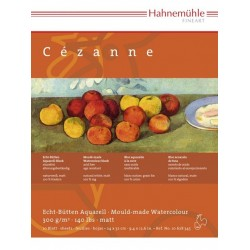Tina Cézanne Hahnemühle 300 gr. grano grueso