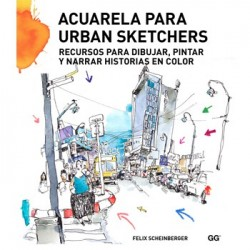 Acuarela Urban Sketchers