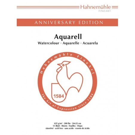 Aquarell Hahnemühle 425 gr.