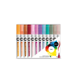 Aqua Color Brush - Set 2