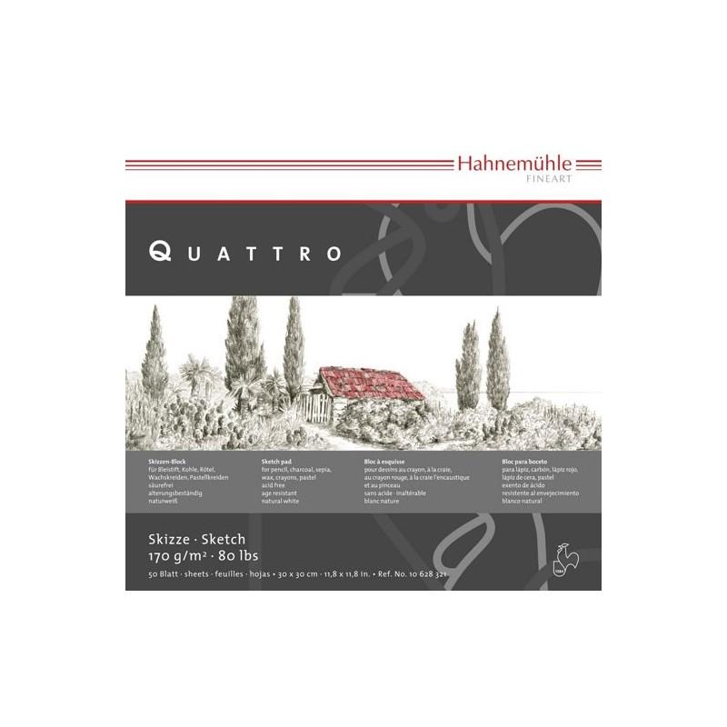 Quattro Hahnemühle 170 gr.